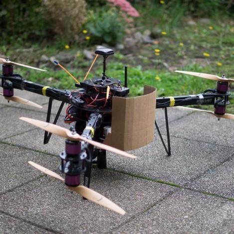 Ein Multicopter