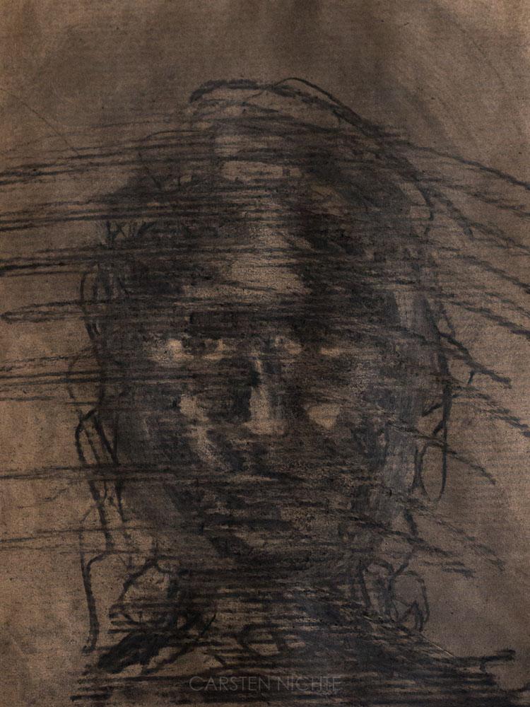 Portrait Skizze Carsten Nichte
